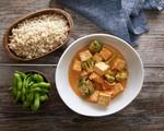 Chee Choo Curry with Tofu