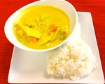 Thai Yellow Curry w/ Chicken