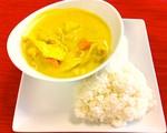 Thai Yellow Curry w/ Chicken