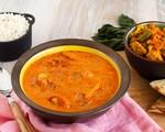 Butter Chicken & Vegetable Masala