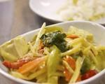 Green Curry w/ Tofu